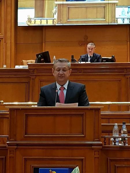 """Ioan Dîrzu, deputat PSD: """"Un an alături de toți cetățenii județului"""""""