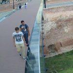 Poliția Alba Iulia caută doi hoți de biciclete (foto)