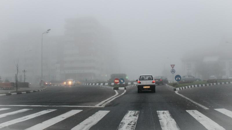 ANM – Localitățile din zona joasă a județului Alba, sub incidența unei avertizări Cod Galben de ceață