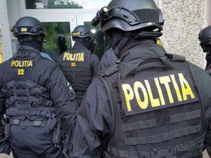 Peste 40 de acțiuni operative ale Poliției Române și DIICOT pentru destructurarea unor grupări de criminalitate organizată