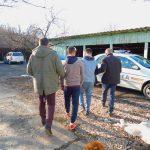 Dosar penal pentru tulburarea ordinii și liniștii publice și lovire emis pe numele a doi bărbați din Alba Iulia
