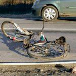 Lancrăm - Șofer din Gârbova, prins după ce a lovit cu o autoutilitară un biciclist și a fugit de la locul accidentului