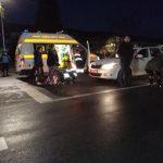 Alba Iulia - Un bărbat a fost lovit mortal de un autoturism în apropierea unei treceri de pietoni