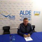 Ioan Lazăr, președintele ALDE Alba: ''Eu sper că vom obține la alegerile locale un rezultat de 7%''