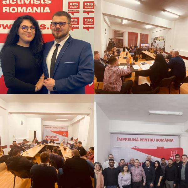 TSD Alba Iulia și-a ales noua structură de conducere și noul președinte al studenților