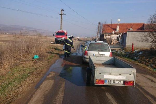 Măsuri de gestionare a pestei porcine în localitatea Boz