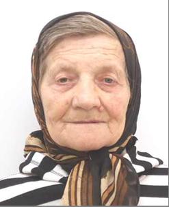 Femeie din Alba Iulia, dată dispărută