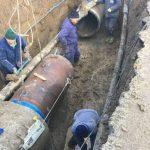 Întrerupere de 40 de ore în furnizarea apei potabile pentru relocarea aducțiunii de apă în zona Lancrăm