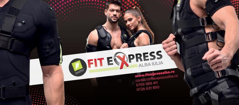 Fit Express, cel mai nou studio de Fitness din Alba Iulia