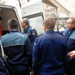 Sebeș - Trei bărbați au fost reținuți de polițiști pentru tulburarea ordinii publice