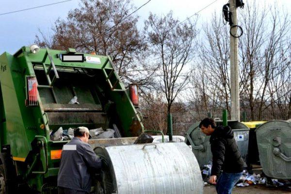 Primăria Alba Iulia anunță că problema ridicării gunoiului menajer se rezolvă începând de luni, 20 ianuarie