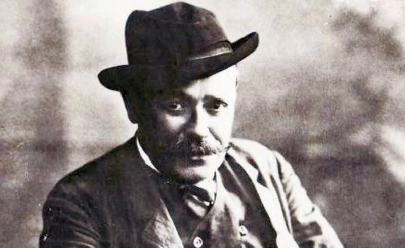 Ion Luca Caragiale, aniversat la Alba Iulia la 168 de ani de la nașterea sa