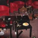 Aiud - Dosar penal emis pe numele unui bărbat care a făcut scandal într-un bar