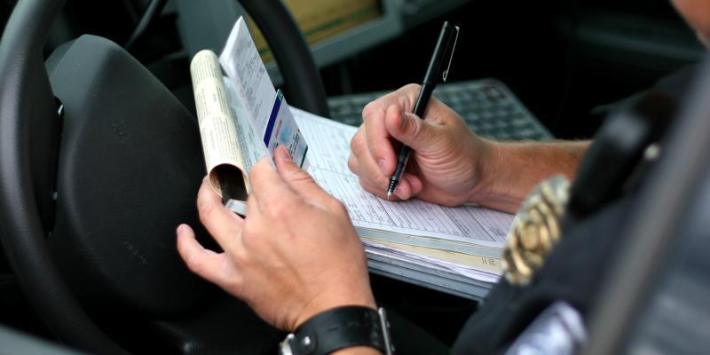 Amenzi de peste 27000 de lei acordate în ultimele 24 de ore de polițiștii din Alba