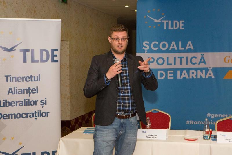 """Comunicat de presă: """"Competența face diferența. Tinerii bine pregătiți din ALDE intră în prima linie la alegerile locale și parlamentare din 2020"""""""