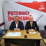 PSD Alba și-a anunțat primii 25 de candidați la alegerile locale din vara acestui an