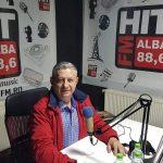 """Invitatul emisiunii """"La ordinea zilei"""" de joi, 20 februarie de la radio HIT FM Alba, 88,6 FM, deputatul PSD de Alba, Ioan Dîrzu"""