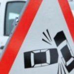 Coliziune între trei autovehicule pe DN 7, între Vințu de Jos și Sebeș