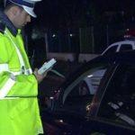 Șofer din Ocna Mureș depistat în stare de ebrietate de polițiștii rutieri