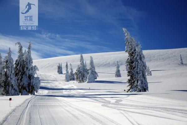 Domeniul Schiabil Șureanu îi așteaptă în continuare pe iubitorii sporturilor de iarnă