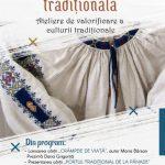 Lansări de carte și artă tradițională, în cadrul proiectului ''RomânIA tradițională''