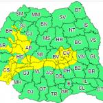 Vremea - ANM anunță intensificări ale vântului, viscol și ninsori pentru zona montană a județului Alba