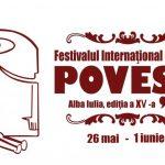 """Festivalul Internațional de Teatru """"Povești"""", ediția a XV-a"""