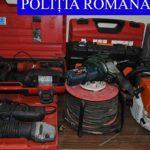 Doi bărbați din Alba Iulia, reținuți de polițiști pentru furt și tăinuire