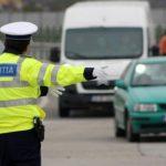 Acțiune de combatere a excesului de viteză efectuată de polițiștii din Apuseni