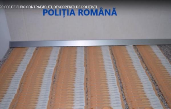 Doi bărbați din Alba Iulia, cercetați penal pentru punerea în circulaţie de valori străine contrafăcute