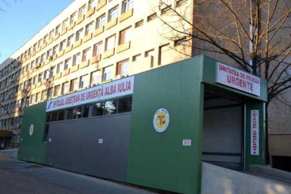 Programul de vizită de la Spitalul din Alba Iulia a fost modificat. Măsuri luate, în contextul epidemiei de gripă