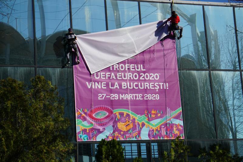 UEFA a amânat Campionatul European din vară!