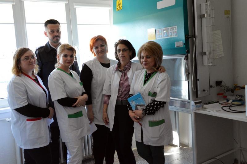 DSP Alba – Peste 600 de teste pentru depistarea COVID -19 făcute până în prezent în județul Alba