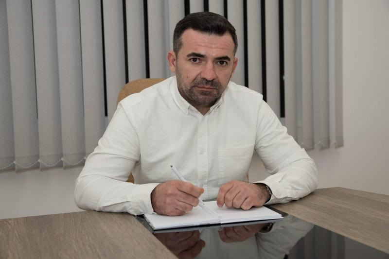 Ion Daniel Jinaru, desemnat candidatul PSD pentru funcția de primar al orașului Ocna Mureș