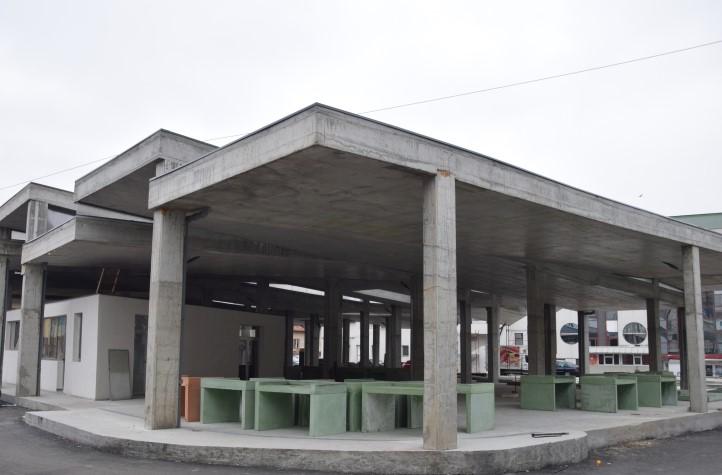 Alba Iulia – Se redeschide piața agro-alimentară din Centru!
