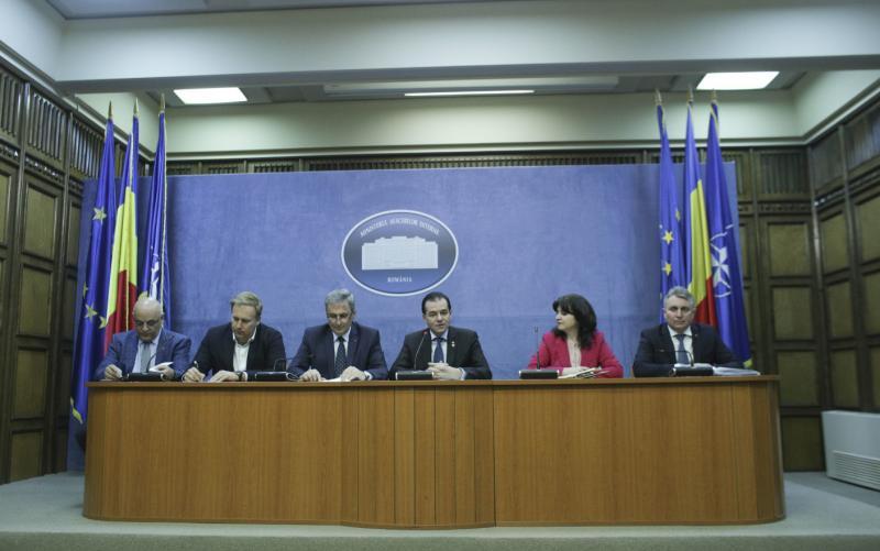 Guvernul României a decis închiderea instituțiilor de învățământ preuniversitar