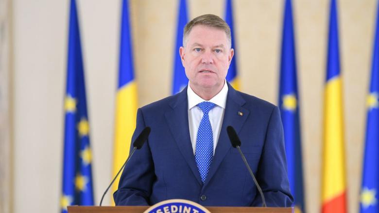 """Klaus Iohannis:""""Respectați, vă rog, dragi români, restricțiile impuse de autorități!"""""""