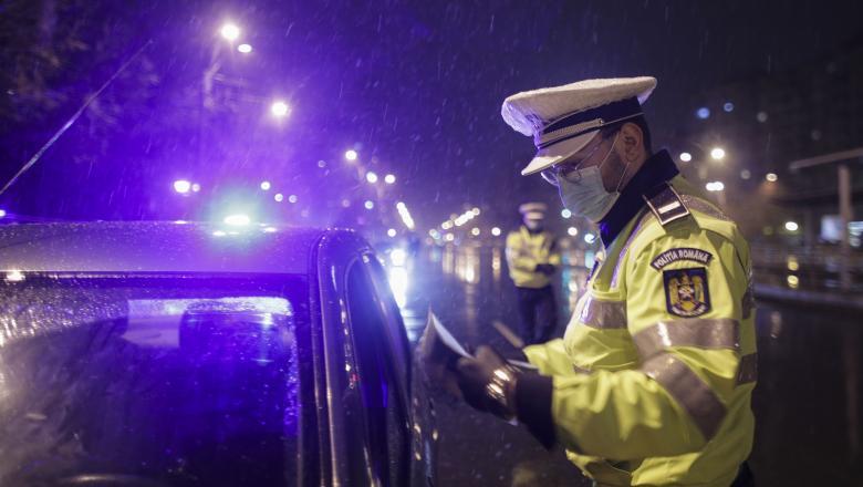 Amendă de 20.000 de lei pentru un șofer beat care a încălcat Ordonanța Militară Nr.3