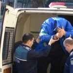 Hoț din Sebeș prins abia după ce polițiștii au folosit armamentul din dotare