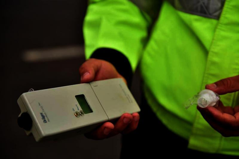 Sebeș – Șofer depistat în stare de ebrietate de oamenii legii