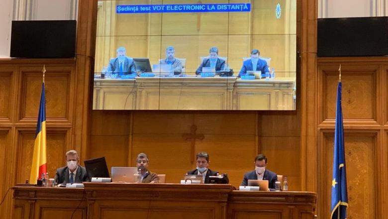 """Legea amânării ratelor la bănci a fost adoptată de Parlament! PNL a votat """"împotrivă""""!"""