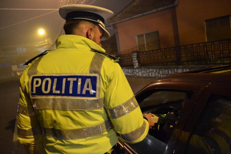 Șard – Dosar penal și amendă de 1.000 de lei pentru un șofer depistat în stare de ebrietate