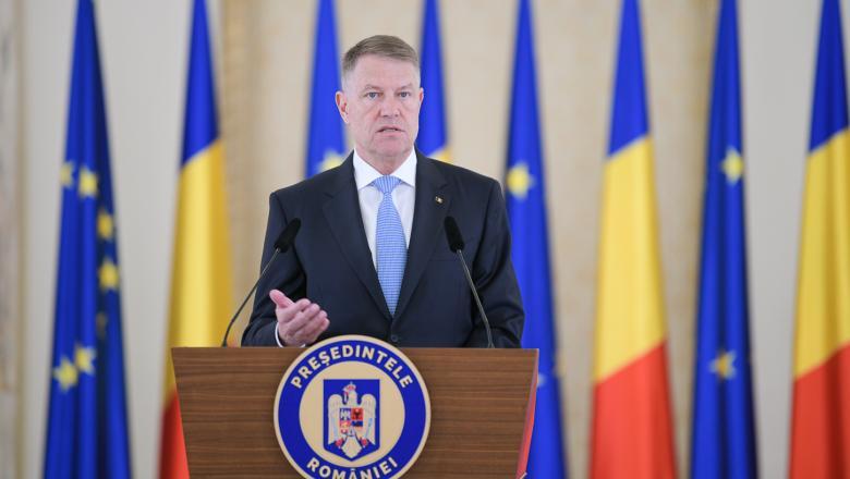 """Klaus Iohannis:""""Școlile, grădinițele și universitățile din România NU SE REDESCHID până în TOAMNĂ!"""""""