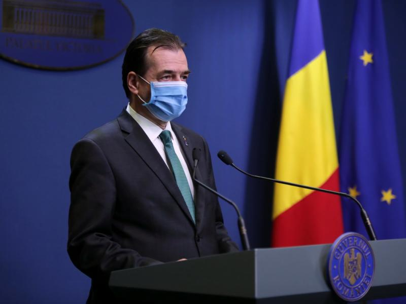 """Ludovic Orban:""""Măsura de izolare pentru românii care se întorc din străinătate se menține până pe 15 iunie!"""""""