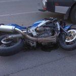 Accident rutier - Un motociclist a intrat în coliziune cu un autoturism pe DJ 705 E