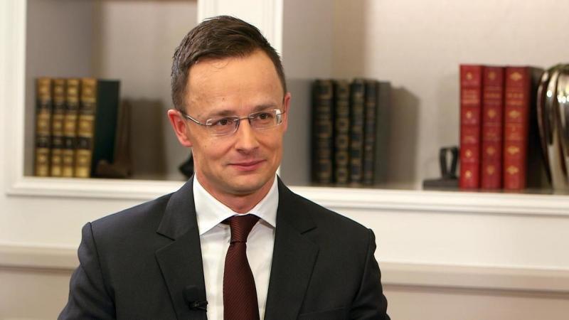 Vizită a ministrului de Externe al Ungariei, Péter Szijjártó la Alba Iulia, Cluj și București