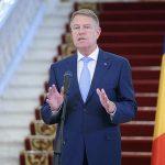 Klaus Iohannis:''Perspectiva unei evoluții ciclice a virusului obligă statul român să continue măsurile pentru gestionarea unei asemenea crize pe multiple planuri!''