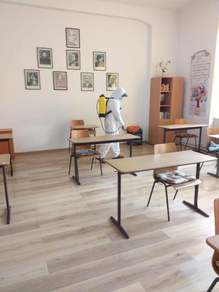 De marți, 2 iunie, 585 de elevi din Sebeș se întorc la școală!