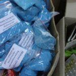 Substanțe periculoase confiscate în urma unei verificări efectuate la o societate comercială din comuna Daia Română
