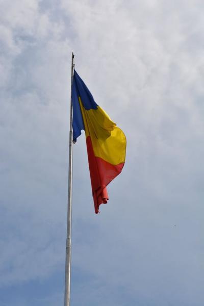2-7 Ziua Drapelului Național sărbătorită și la Cugir